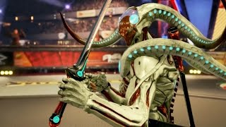 Tekken 7 - Yoshimitsu vs Lucky Chloe in Arena Gameplay by IGN