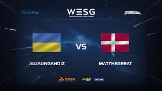 MatTheGreat vs Auja_Ungandiz, game 1