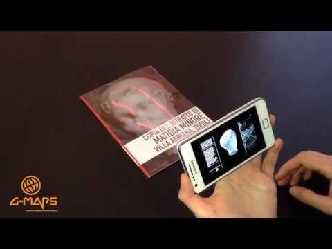 Video of Matidia AR