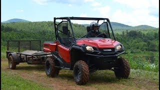 2. 2017 Honda Pioneer 1000 EPS Review