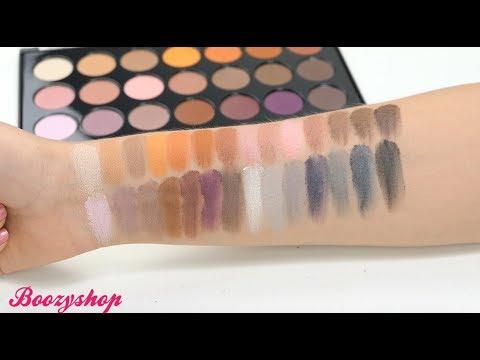 BH Cosmetics BH Cosmetics Modern Neutrals 28 Color Matte Eyeshadow Palette