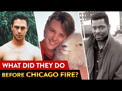 Chicago Fire Cast Before They Were Stars |⭐ossa