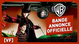 Video Charlie et la Chocolaterie - Bande Annonce Officielle (VF) - Johnny Depp / Tim Burton MP3, 3GP, MP4, WEBM, AVI, FLV Oktober 2018