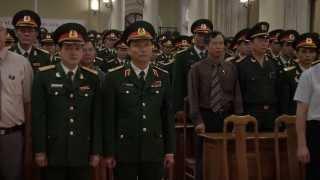 Lễ tang Đại tướng Võ Nguyên Giáp