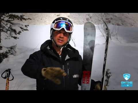 2014 Volkl Kendo Ski Overview