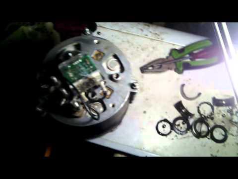 Тракторный генератор на мотоцикл урал фотка