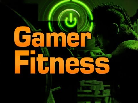 Gamer Fitness Episode 1: Fitness Challenge and Self Improvement