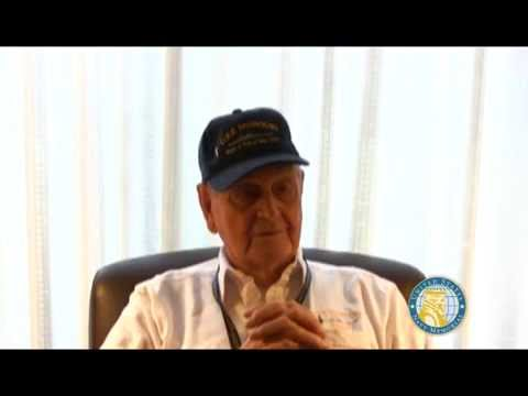 USNM Interview of Jack Brock Part Two Service on the USS Missouri and the Surrender of the Empire of