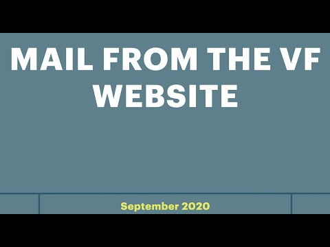 VF Website Email