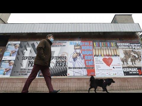 L'Europe face à un regain de Covid, l'Allemagne se barricade, l'OMS demande des dons