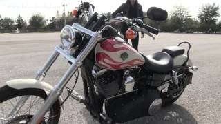 7. 2014 Harley Davidson Dyna Wide Glide