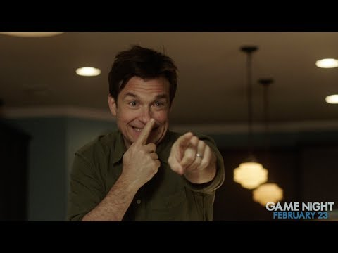 Game Night Official Trailer