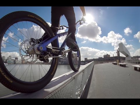 Danny MacAskill's Drop and Roll trials video
