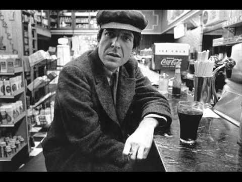 Tekst piosenki Leonard Cohen - I'm living on pills po polsku