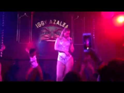 Iggy Azalea - Bounce (Vampire Academy Music Party)