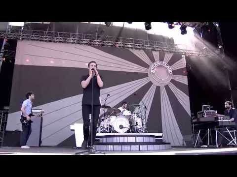 Keane - Keane's full performance at the Lollapalooza Festival in Santiago in Chile on April 7th, 2013.