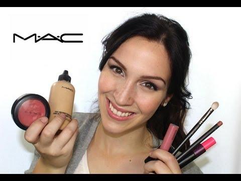mac - http://www.maquillagecynthia.com/videos/jai-teste-la-marque-mac/ Comme 8e vidéo ''J'ai testé la marque...'', je vous offre une revue de la populaire marque M...