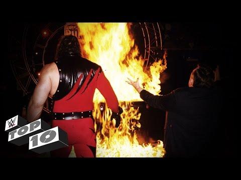 Kane's Most Demonic Moments: WWE Top 10