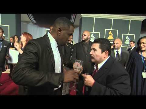 Guillermo na cenách Grammy