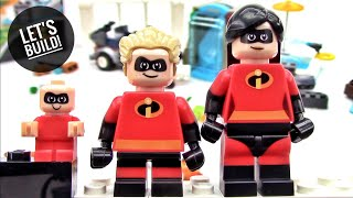 Video LEGO INCREDIBLES 2: The Great Home Escape 10761 - Let's Build! MP3, 3GP, MP4, WEBM, AVI, FLV Juli 2018