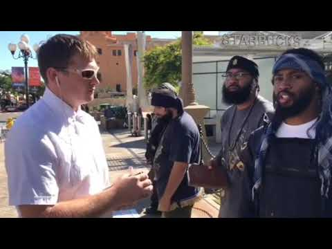 WHITE SCIENTOLOGIST SCORCHED BY HEBREW ISRAELITES