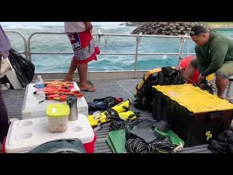 Manu'a Islands - Ofu, Olosega, & Ta'u; November 2019 American Samoa