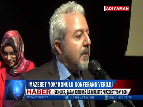 Gençler Şaban Kızıldağ'a Mazeret Yok Dediler