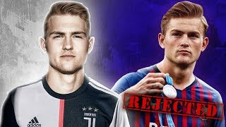 Juventus BEAT Barcelona & PSG to The Signing of £75m De Ligt! | W&L by Football Daily