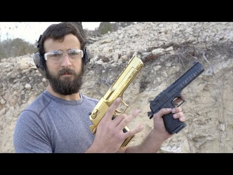Why You Should Buy A Desert Eagle