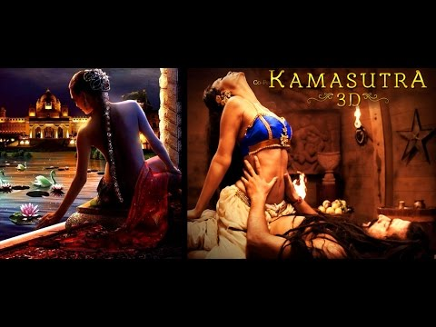 Official Trailer : kamasutra 3D