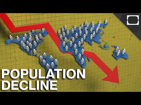 Which Countries Have Shrinking Populations?