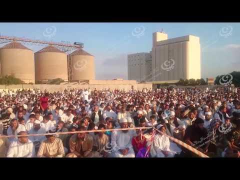 7 ساحات لصلاة العيد في طبرق