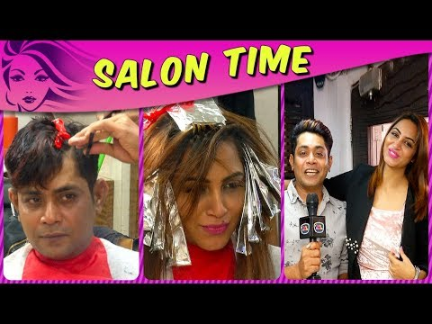 Arshi Khan And Sabyasachi Get A New Look | New Hai