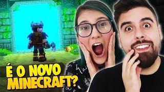 Nonton Reagindo Ao Novo Minecraft   Conhe  A Hytale  Film Subtitle Indonesia Streaming Movie Download