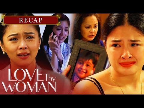 Jia wins Michael's custody in court   Love Thy Woman Recap (With Eng Subs)