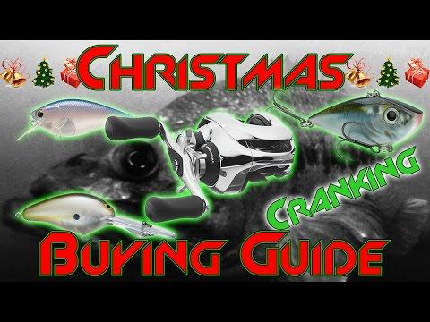 Tacticalbassins 2016 Crankbait Fishing Buyers Guide_Horgászat videók