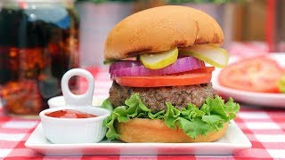 10 Tips for the Perfect Burger | How to Grill by The Domestic Geek