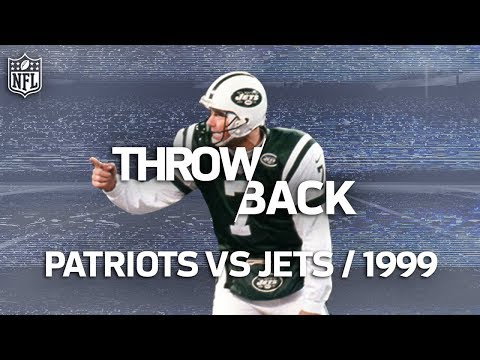Video: That Time a Punter Played QB for the Jets and Threw 2 TD's | NFL Highlights