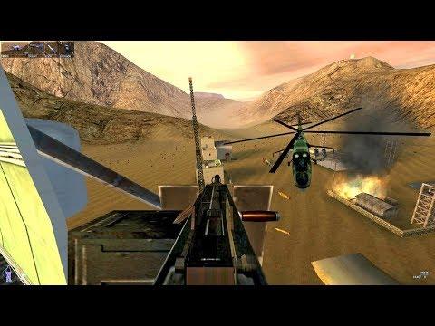 Helicopter Assault - IGI 2: Covert Strike