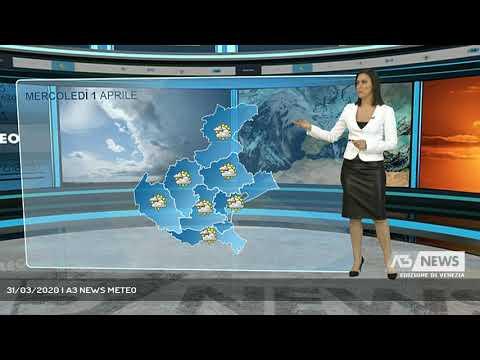 31/03/2020 | A3 NEWS METEO
