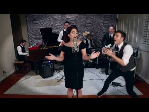 "N Sync  ""Bye Bye Bye"" Cover by Scott Bradlee's Postmodern Jukebox"