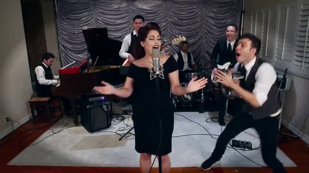 "Bye Bye Bye – 60s ""Pulp Fiction"" Surf Rock Style *NSYNC Cover ft. Tara Louise"
