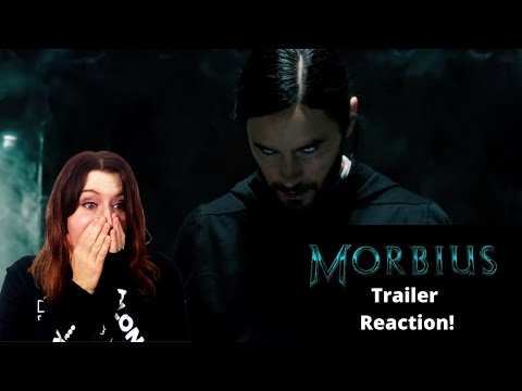 Morbius Trailer Reaction!