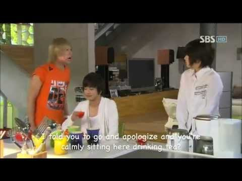 [ENG SUB] You're Beautiful - Jeremy (Lee Hong Ki) Funny Scenes