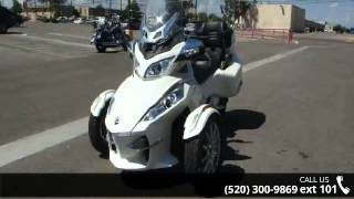 6. 2013 Can-Am Spyder RT Limited SE5  - RideNow Powersports ...