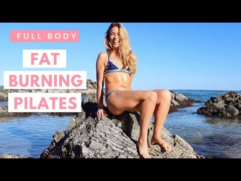 Pilates For Weight Loss 💖  Full Body Fat Burning Workout | SBP 👙💦  Summer Body Pilates