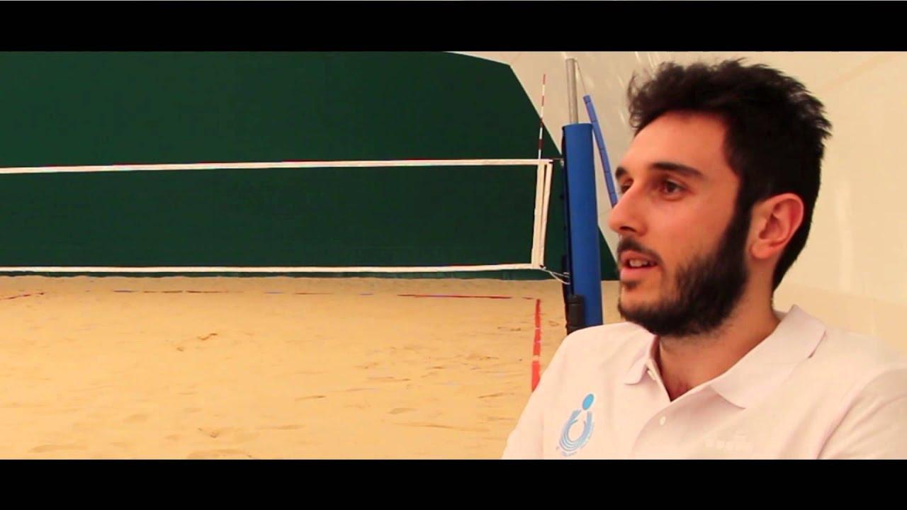 """#beabeacher Paolo Nicolai: """"E' uno sport che da l'idea di felicità"""""""
