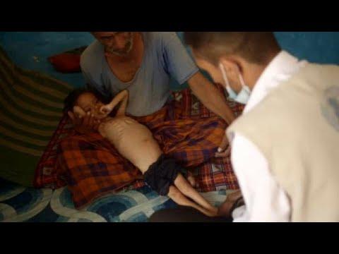 SOS για την Υεμένη από τις ανθρωπιστικές οργανώσεις