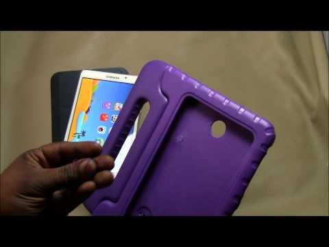 Samsung Galaxy Tab 4 Case NEWSTYLE Shockproof Case Light Weight Kids Case