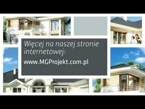 MGProjekt Projekty domów: http://www.mgprojekt.com.pl